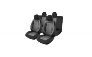 Huse scaune auto BMW Seria 1 E81, E87  Exclusive Fabric Sport