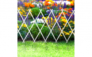 Bordura pentru pat de flori / gard
