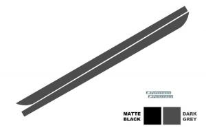 Stickere Laterale compatibil cu BMW