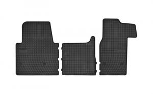 Set covorase cauciuc negru Opel Movano B; Renault Master III 02.10 frogum