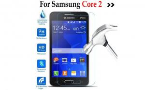 Folie sticla securizata Samsung Galaxy Core 2 G355 Transparenta