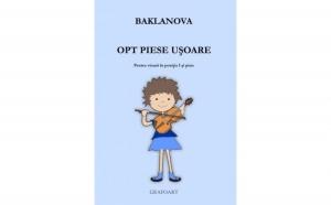 Baklanova - Opt piese usoare., autor Baklanova