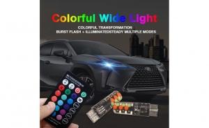 Set 2 LED-uri auto
