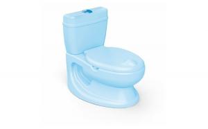 Olita wc educational cu sunete, bleu
