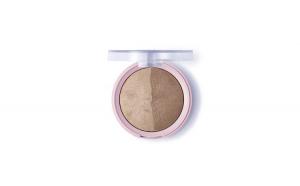 Pudră bronzată Pretty by Flormar Gold Bronze 10 , 7.5 g