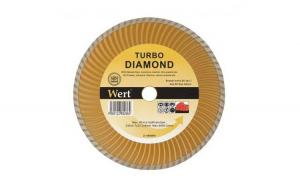 Disc diamantat turbo, taiere beton,