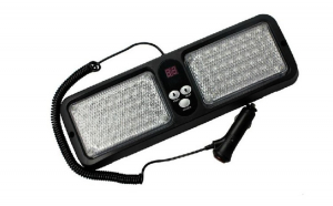 Lampa stroboscopica profesionala cu LED lumina portocalie 113A