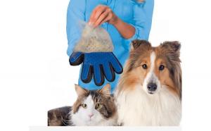 Manusa pentru periat animale
