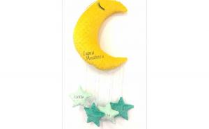 Luna mare cu accesorii