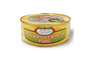 Mazare cu carne de porc 300g