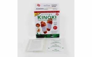 30 de plasturi Kinoki pentru detoxifiere