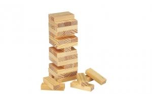 Turn de lemn - Jenga, Mos Nicolae