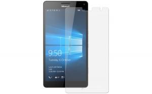 Folie Sticla Microsoft Lumia 640 XL Flippy Transparent