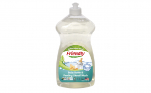 Detergent vase si biberoane, Ramai in continuare in siguranta