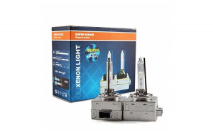 Becuri xenon D3S 4300K 35 w SuperVision