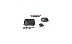 Covor portbagaj tavita Skoda Fabia III, 2015, Hatchback