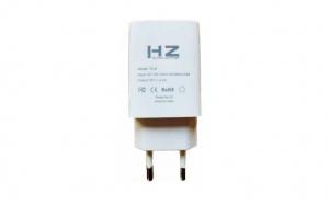 Incarcator Dual USB HZ, 2.4A, micro usb