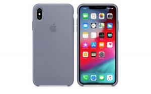 Husa iPhone XS Max Lavender Gray, Produse Noi