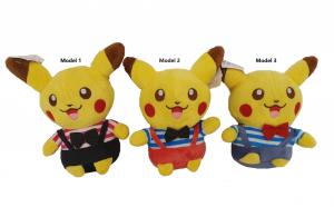 Jucarie de plus Pokemon, Pikachu, 18 cm