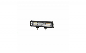 Led bar 108w bicolor si kit cabluri
