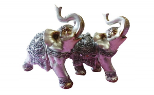 Set 2 elefanti