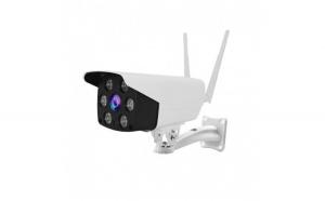 Camera de Supraveghere Exterior/Interior IP Techstar® RP700 FULLHD 1080P Wi-Fi Nightvision  Android IoS Windows