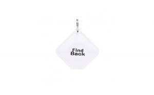 Localizator tip breloc, Find Back, cu