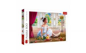Puzzle modern Mica balerina 500 piese,