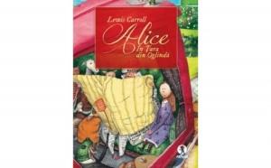 Alice în Tara din Oglinda, autor Lewis Carroll