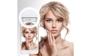 Lampa LED selfie