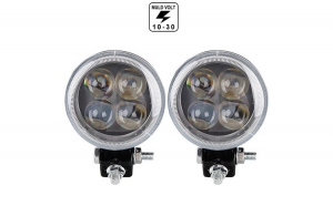 Proiector LED ART32012 12W SPOT 4D cu