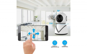 Camera IP Wireless Reflection Vision cu
