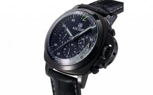 Ceas Pilot-Fly Chronograph, la doar 220 RON in loc de 450 RON