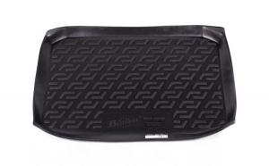 Covor portbagaj tavita Skoda Fabia II 2007-2015 Hatchback ( PB 5407 )