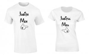 Set de tricouri pentru cupluri de indragostiti P026, la 99 RON in loc de 200 RON