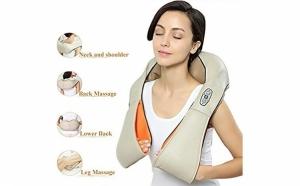 Aparat de masaj cervical