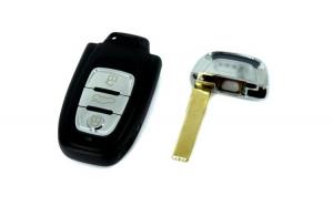 Carcasa telecomanda compatibila Audi 1212