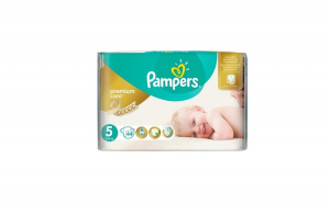 Pachet scutece Pampers premium care