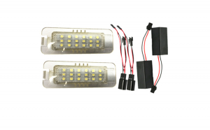 Set Lampi LED numar Phaeton 2002-2016