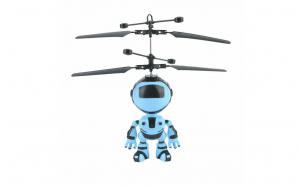 Jucarie interactiva robotel care zboara, incarcare USB
