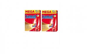 Pachet 2 x Somat Gold, 60 tabs
