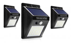 Set 3 lampi solare