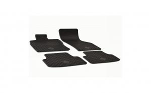 Set covorase auto cauciuc Audi A3 (2012->), Seat LEON (2012->), Umbrella