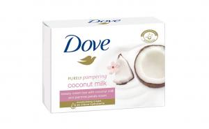 Sapun crema Dove Coconut Milk, 100 g