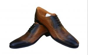 Pantofi piele naturala, model in degrade, Descopera ofertele secrete