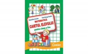 Caietul elevului pentru clasa a II-a-Matematica, autor Viorel-George Dumitru