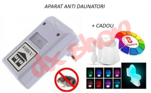 Aparat anti insecte+ cadou lampa wc