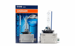 Bec Xenon D3S Osram, 35W, Cool Blue Intense, up to 20%