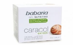 Babaria - Gel Reparator Nutritiv Cu Extract de Melc-50ml (Ingrijirea fetei), la 49 RON in loc de 150 RON