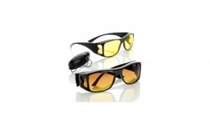 Set 2 perechi ochelari de zi si de noapte HD Vision la 33 RON in loc de 66 RON